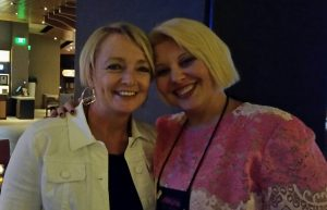 Lisa Wells and Tracy Goodwin