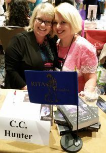 Christie Craig and Tracy Goodwin