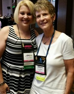 Tracy Goodwin and Susan Elizabeth Phillips