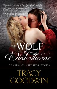 The Wolf of Winterthorne Cover