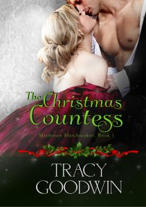 The Christmas Countess - Mistletoe Matchmaker, Book 1
