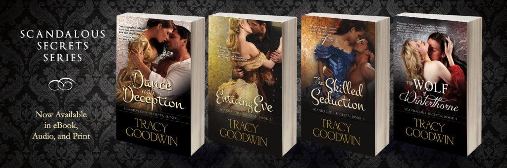 Scandalous Secrets Series Banner