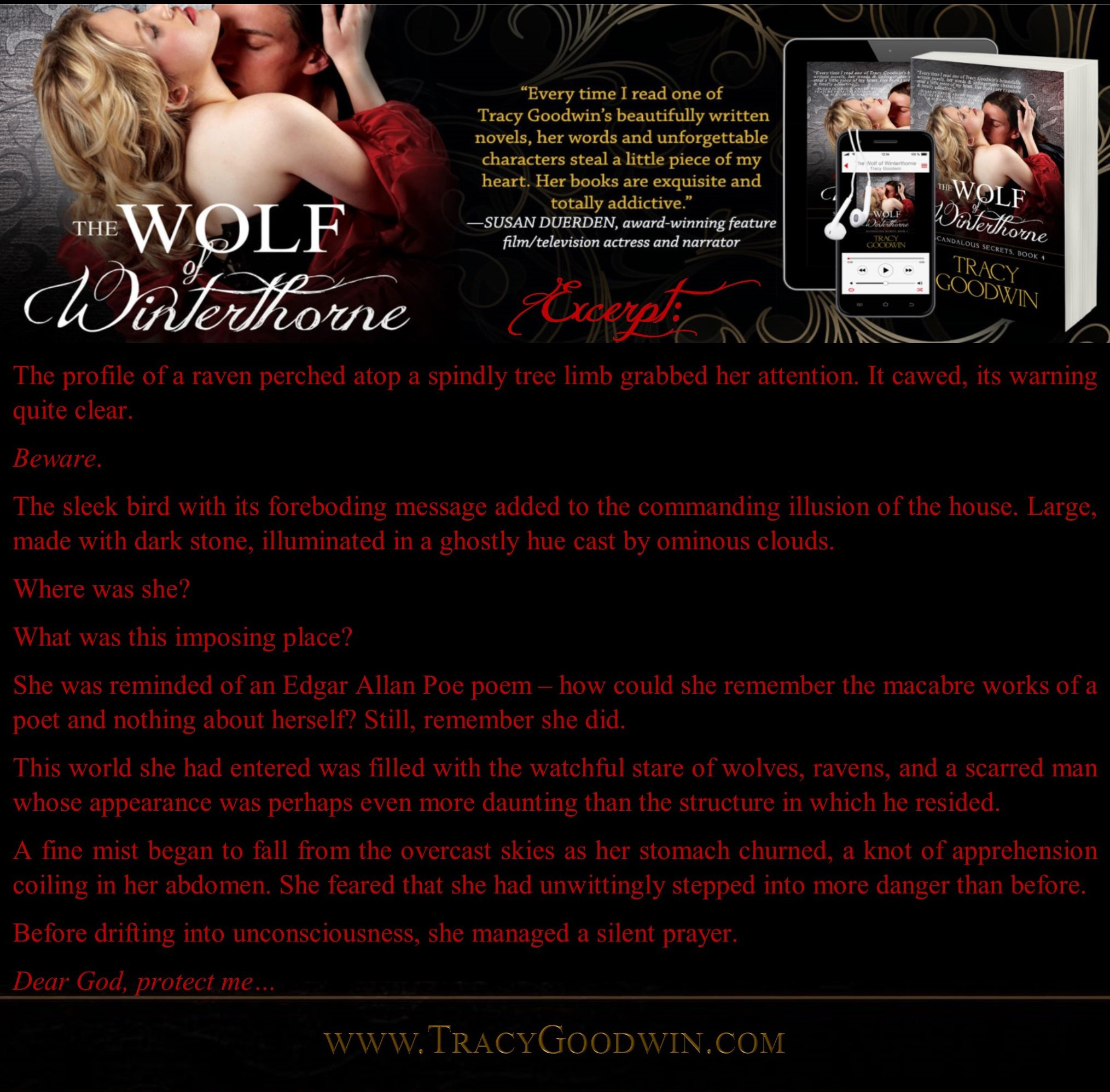 The Wolf of Winterthorne.Tracy Goodwin