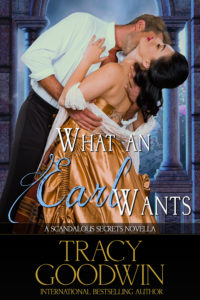 Book Cover: What an Earl Wants