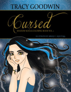 Book Cover: Cursed Coloring Book