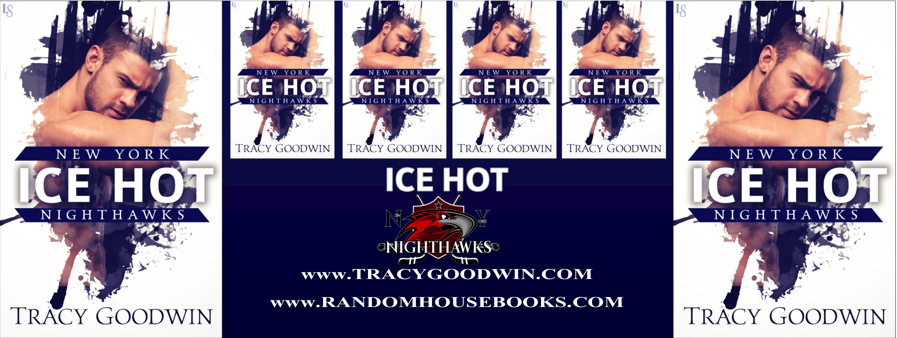 ICE HOT: A NEW YORK NIGHTHAWKS NOVEL cover reveal!