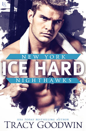 Book Cover: Ice Hard: New York Nighthawks 2