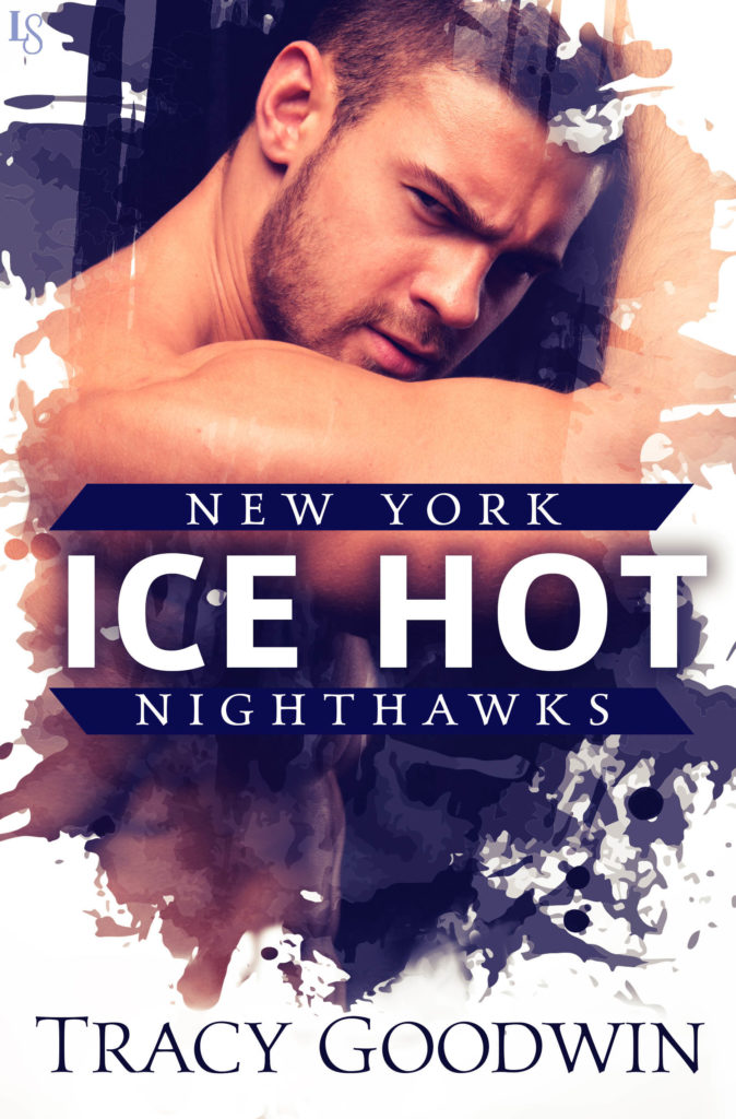 Book Cover: Ice Hot: New York Nighthawks 1
