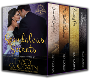 Book Cover: Scandalous Secrets Boxed Set