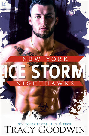 Book Cover: Ice Storm: New York Nighthawks 3